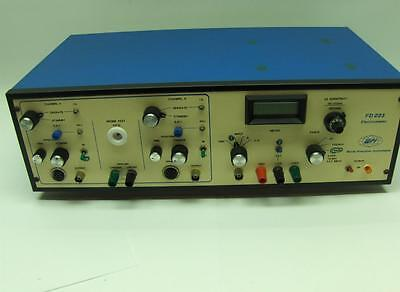 World Precision Instruments Dual Channel Differential Intra Electrometer Fd223