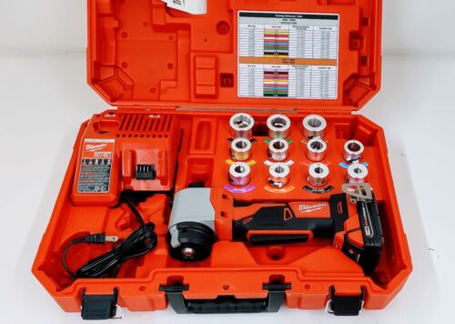 Milwaukee 2935CU-21 M18 Cordless Cable Stripper Kit for Cu THHN/XHHW Wire