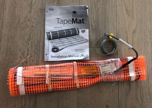 SunTouch Series D12 Floor Warming 5ft x 24in TapeMat - NEW