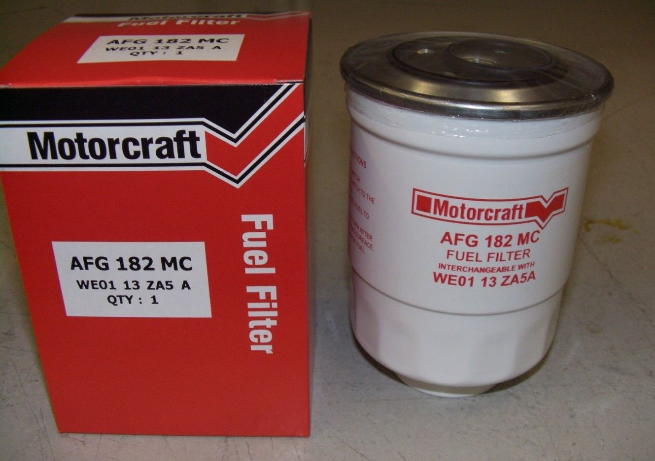 Fuel Filter Suits Ford Pj Pk Ranger Brand New Genuine 2009 Location