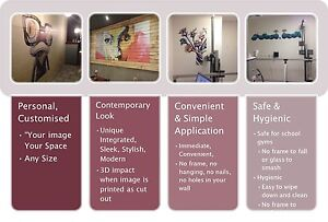 The  World's First Wall printer, a revolution in the wall decor Belgrave South Yarra Ranges Preview