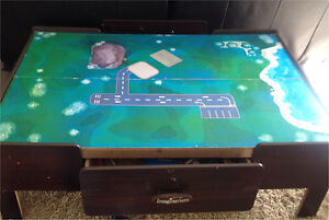 Lego Table Car Play Table with 2 draws attached Eglinton Wanneroo Area Preview
