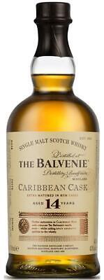 The Balvenie 14 Year Old Caribbean Cask 700mL Bottle