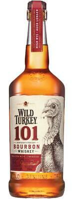 Wild Turkey 101 Proof Bourbon 700mL Bottle