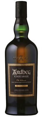 Ardbeg Distillery Uigeadail 700mL Bottle
