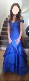 Stunning Royal Blue Prom Dress