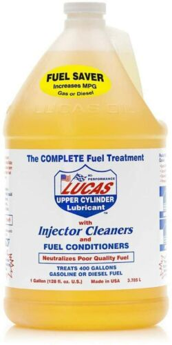 LUCAS LUC10013 10013 Fuel Treatment - 1 Gallon, FREE SHIPPING - BIG SALE!!!