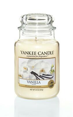 VANILLA -Yankee Candle- Giara Grande