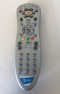 AT&T U-verse Standard Remote Control Silver RC1534801/00