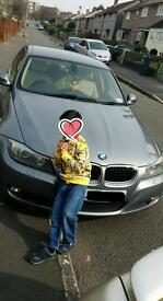 BMW 320d efficientdynamics 2010
