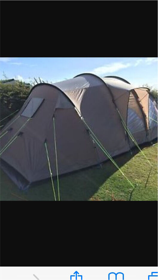 Outwell Nevada L tent 6 berth & Outwell Nevada L tent 6 berth | in Hedge End Hampshire | Gumtree