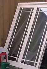 Aluminium Double door Revesby Heights Bankstown Area Preview