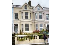 DOUBLE ROOM, ENSUITE, SEA VIEW IN EDWARDIAN, SEAFRONT HOUSE, BANGOR, CO.DOWN