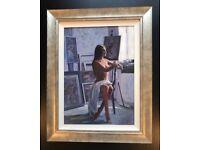 Barry Hudson - Original Painting