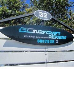 GC surfcraft repairs Coorparoo Brisbane South East Preview