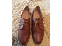 Ladies Brown Topshop Shoes