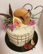 Buttercream birthday cakes Coomera Gold Coast North Preview