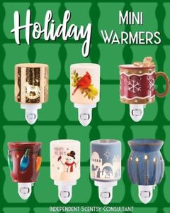 Last Scentsy order this weekend before Xmas!
