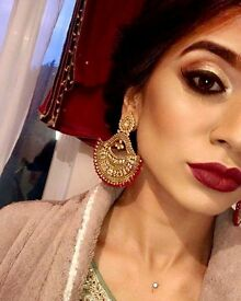 Syica farooq Makeup and hair artist,