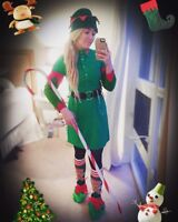 Christmas parties! Invite holly the Christmas elf!