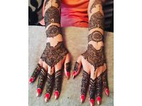 HENNA ARTIST mobile London **£100 bridal summer special offer**