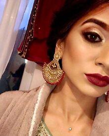 Birmingham makeup and hair artist, syica farooq