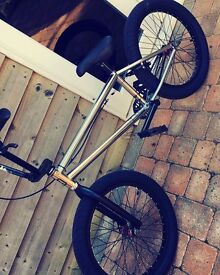 2017 Kink bmx!! Hardly been used