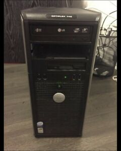 Dell Optiplex 745, 6GB ram, 1TB HDD