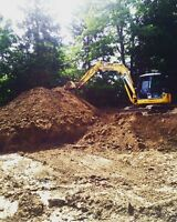 Excavating Contractor for New Houses