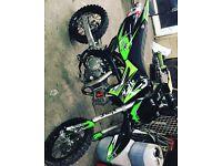 Rfz 160 pit bike