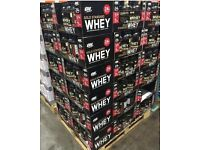 ON Gold Standard Whey wholesale PTs Shops Gyms