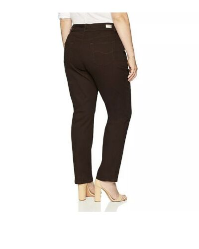 womens plus size lee jeans  Relaxed Fit Straight Leg
