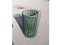 Wire trellis mesh
