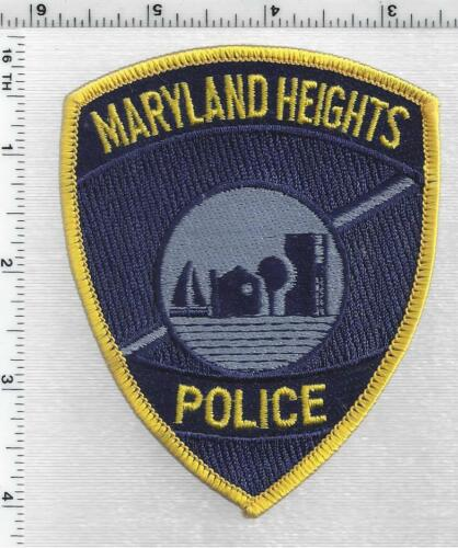 Maryland Heights Police (Missouri) 1st Issue Shoulder Patch