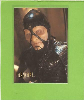 FARSCAPE : SEASON 2 PROMO CARD