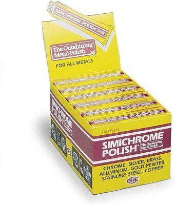 Competition Chemicals Simichrome Polish Polishing Paste - 50 gm. 534001