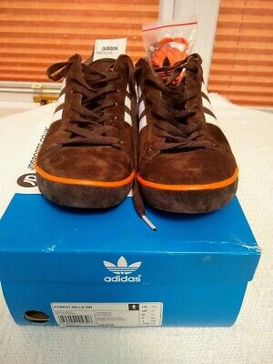 Adidas,  Forest Hills,  size 11 , Colour Brown suede