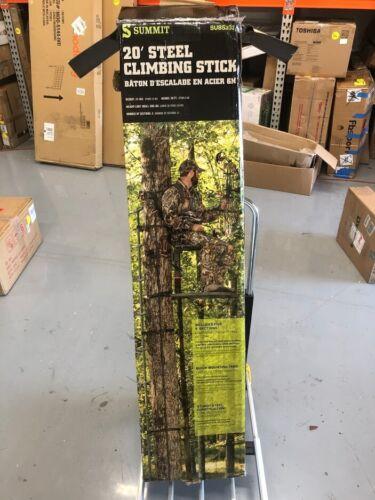Summit Treestands 20-Foot Climbing Sticks (SU85302)