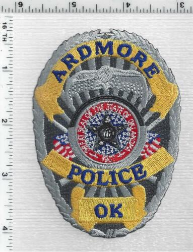 Ardmore Police (Oklahoma) 4th Issue Shoulder Patch
