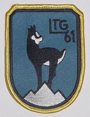 Aufnäher Patch Luftwaffe LTG 61 - Lufttransportgeschwader 61 .........A2313