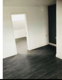 Flat to let - 1 bed & 2 bee move in asap