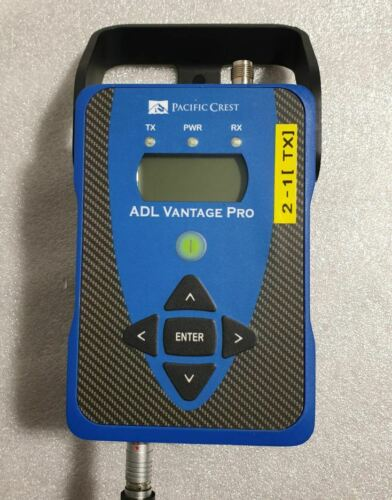Pacific Crest ADL Vantage Pro UHF Radio Kit