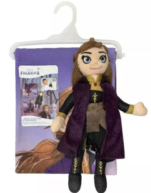 NEW Disney Frozen 2 Anna Bath Hugger And Towel