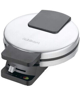 Cuisinart Round Classic Waffle Maker - Brushed Stainless