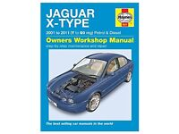 Jaguar X-Type Haynes manual