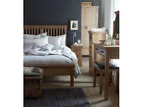 Arundel Oak Bedroom Furniture **Home Delivery Available**