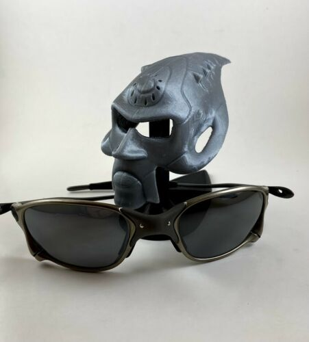 Miniature Spike Alien Bob Head - Perfect for Oakley Collections!