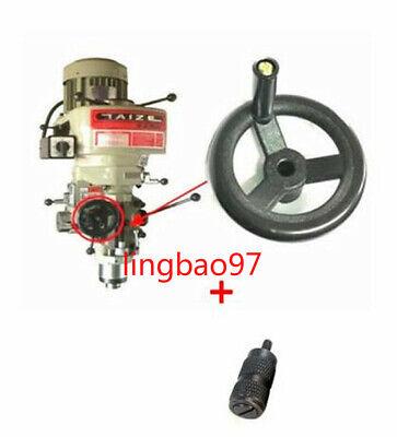 Bridgeport Milling Machine Parts 1feed Hand Wheel 1reverse Knob Assembly