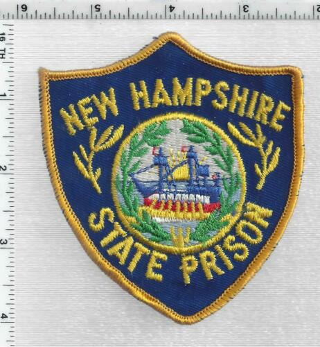 State Prison (New Hampshire) 1st Issue Shoulder Patch