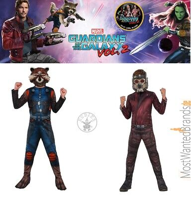 Guardians of the Galaxy Kinder CLASSIC Kostüm * Starlord * Rocket * GR. M, - Kostüm Guardians Of The Galaxy